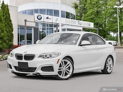 2016 BMW 228i Xdrive Coupe W/ Financing Available!