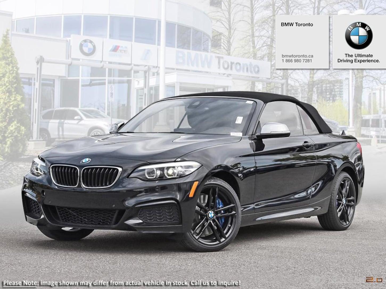 2019 BMW M240i Xdrive DEMO