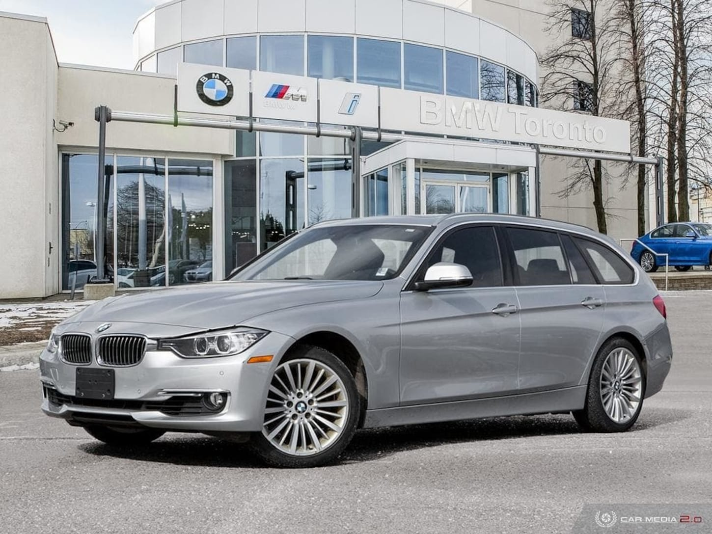 2015 BMW 328i Xdrive Touring W/ Nav! Financing Available!