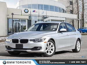 2014 BMW 320i Xdrive Sedan (3C37) W/ Financing Available!