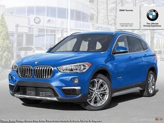 2018 BMW X1 DEMO