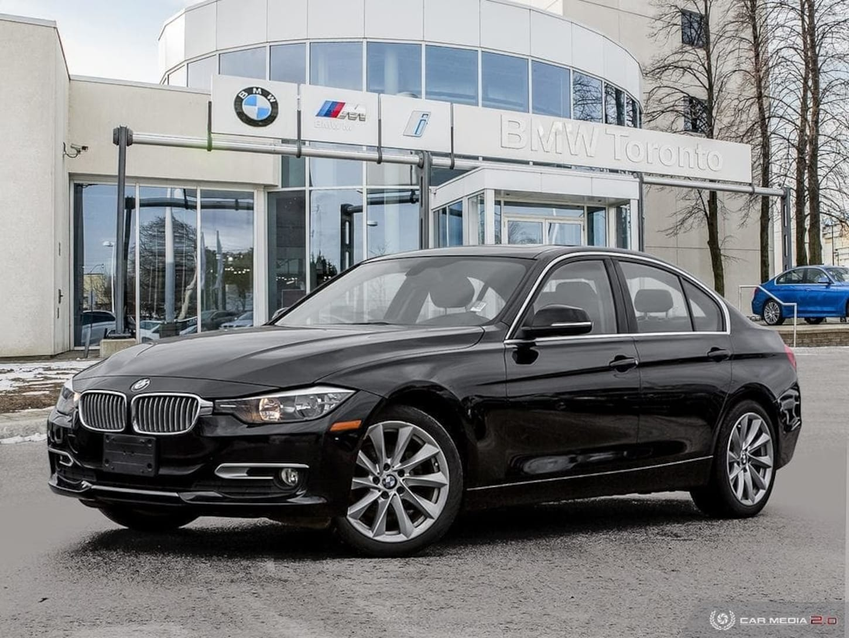 2014 BMW 320i Xdrive Sedan Modern Line (3C37) W/ Nav! Financing