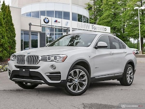 2018 BMW X4 xDrive28i W/ Nav! Financing Available!