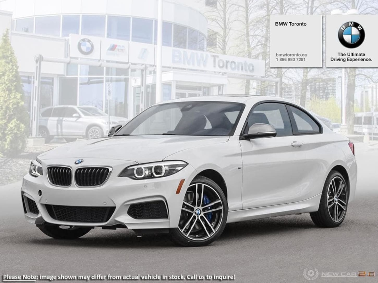 2019 BMW M240i Xdrive Coupe
