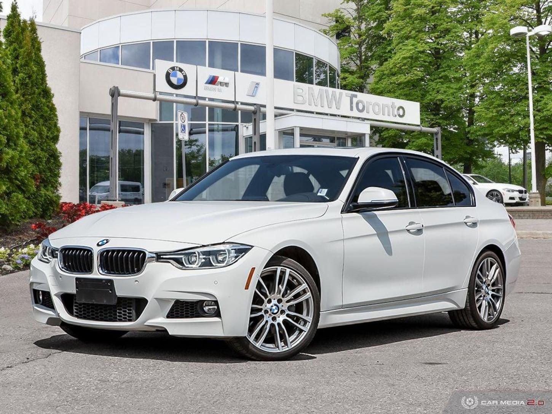 2016 BMW 340i xDrive Sedan W/ Nav! Financing Available!