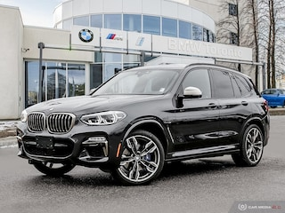 2018 BMW X3 M40i W/ Nav! Financing Available!