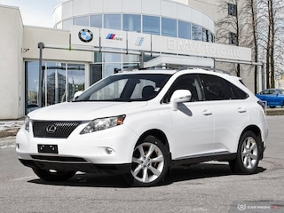 2010 LEXUS RX350 6A W/ Financing Available!