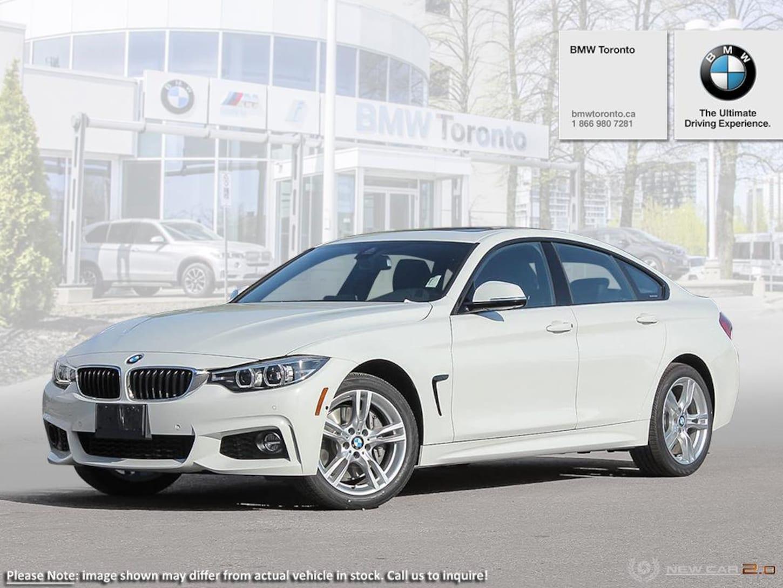 2019 BMW 430i Xdrive Gran Coupe