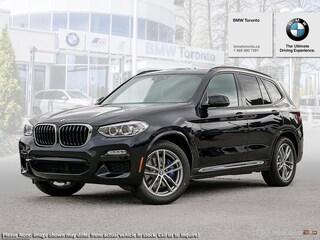 2019 BMW X3 DEMO