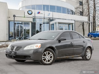 2005 Pontiac G6 GT 4D Sedan AS-IS