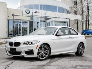 2015 BMW M235i Xdrive Coupe W/ Financing Available!