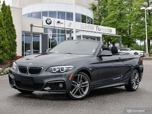 2018 BMW 230i Xdrive Cabriolet W/ Financing Available!
