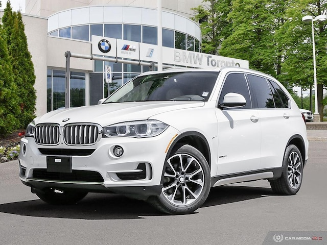 Used Bmw Toronto >> Used 2016 Bmw X5 For Sale At Bmw Toronto Vin