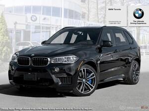 2018 BMW X5 M DEMO