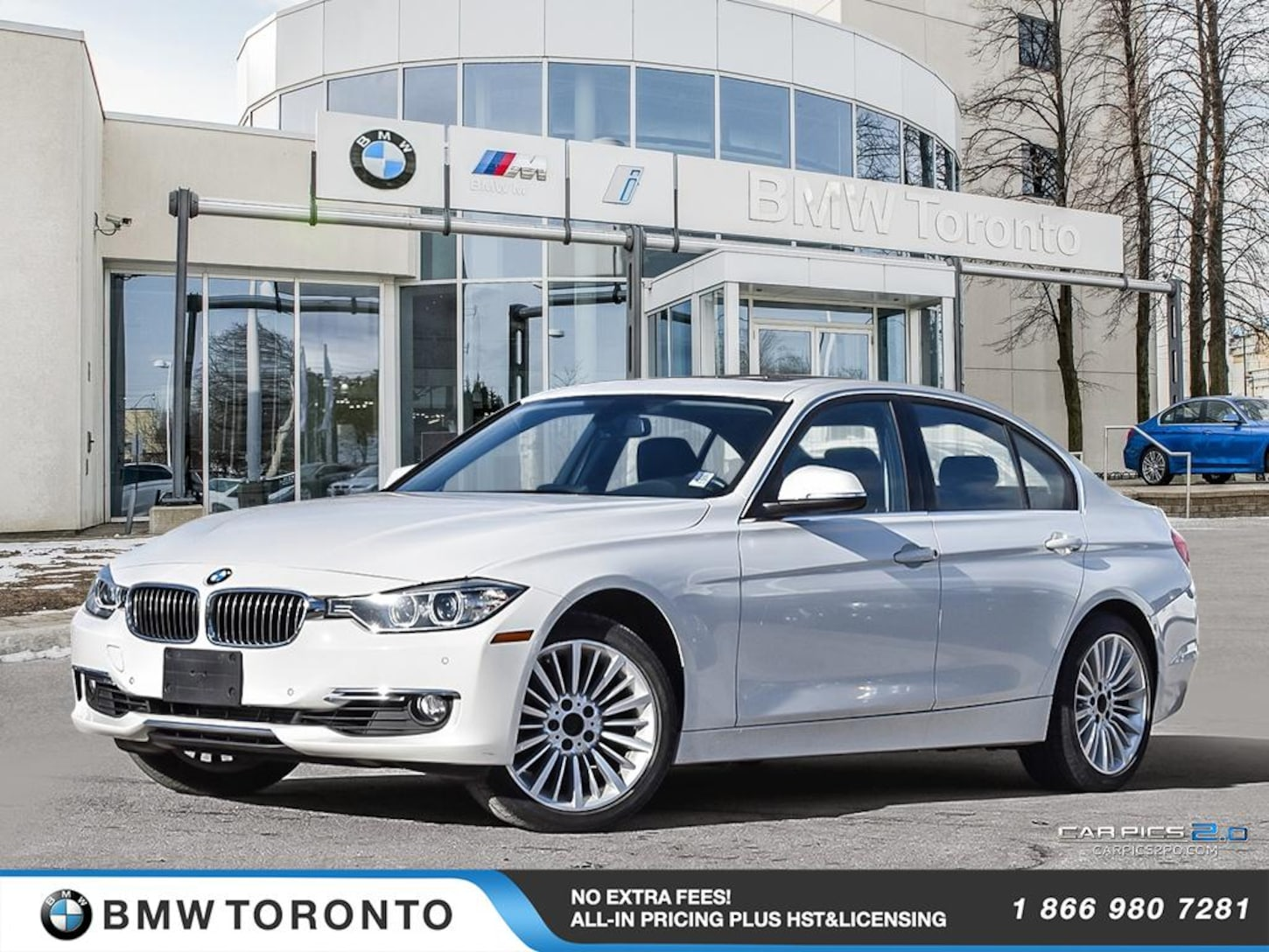 2014 BMW 328i Xdrive Sedan (3B37) W/ Nav! Financing Available!