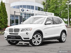 2014 BMW X3 Xdrive35i W/ Financing Available!