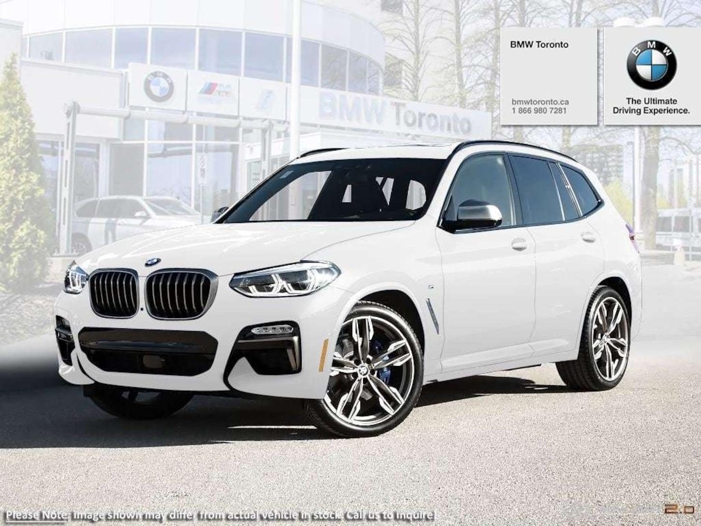 2018 BMW X3 M40i Demo