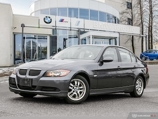 2007 BMW 323i Sedan AS-IS