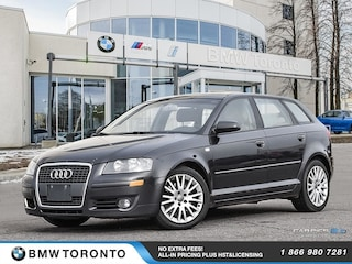 2006 Audi A3 2.0T Premium At DSG Frttrak AS-IS W/ Winter Tires