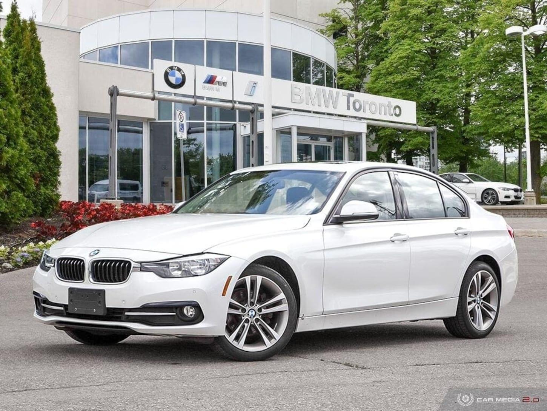 2016 BMW 320i xDrive Sedan (8E57) W/ Sport Line! Leather! Sunroo Sedan
