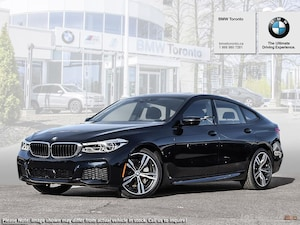 2019 BMW 640i Xdrive Gran Turismo Demo