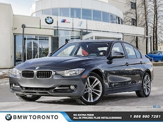 2015 BMW 320i Xdrive Sedan W/ Financing Available!