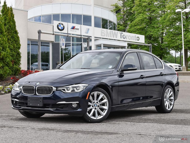 2016 BMW 328i Xdrive Sedan (8E37) W/ Nav! Financing Available!