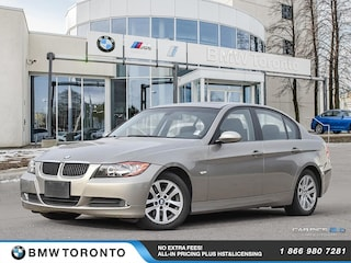 2008 BMW 323i Sedan AS-IS