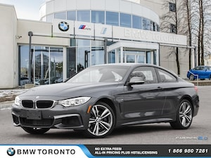 2014 BMW 435i Xdrive Coupe W/ Nav! Financing Available!