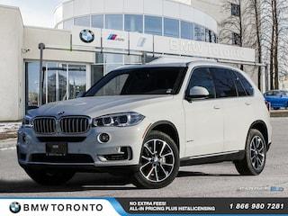 2018 BMW X5 DEMO