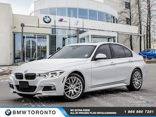 2017 BMW 340i Xdrive Sedan W/ Nav! Financing Available!