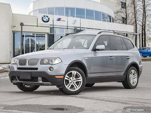 2007 BMW X3 3.0i AS-IS