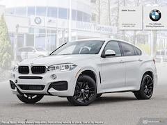 2019 BMW X6 DEMO