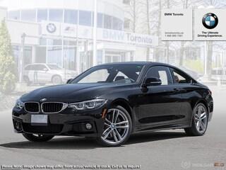 2019 BMW 440i DEMO