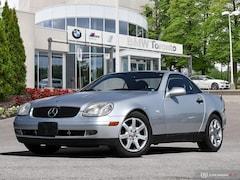 1998 Mercedes-Benz SLK230 AS-IS