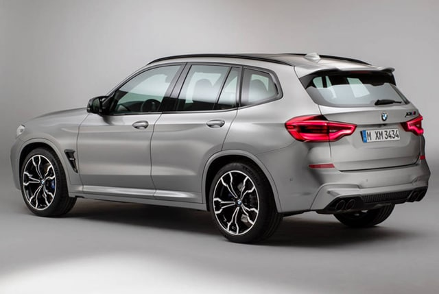 The First-Ever BMW X3 M and BMW X4 M  | BMW Toronto