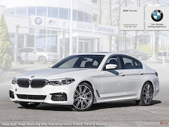 2019 BMW 540i DEMO