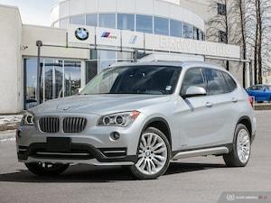 2015 BMW X1 Xdrive28i W/ Nav! Financing Available!