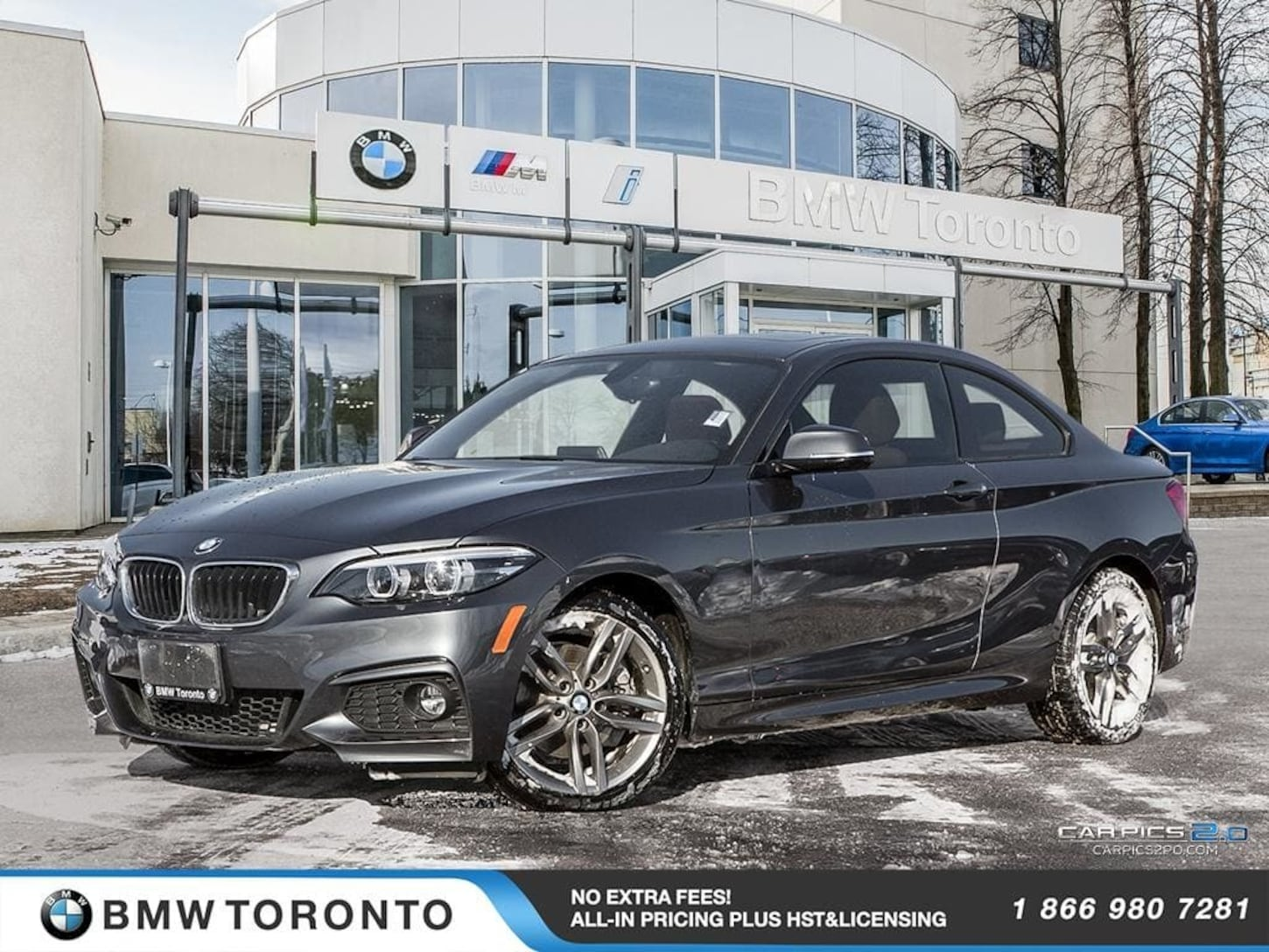 2018 BMW 230i Xdrive Coupe W/ Financing Available!