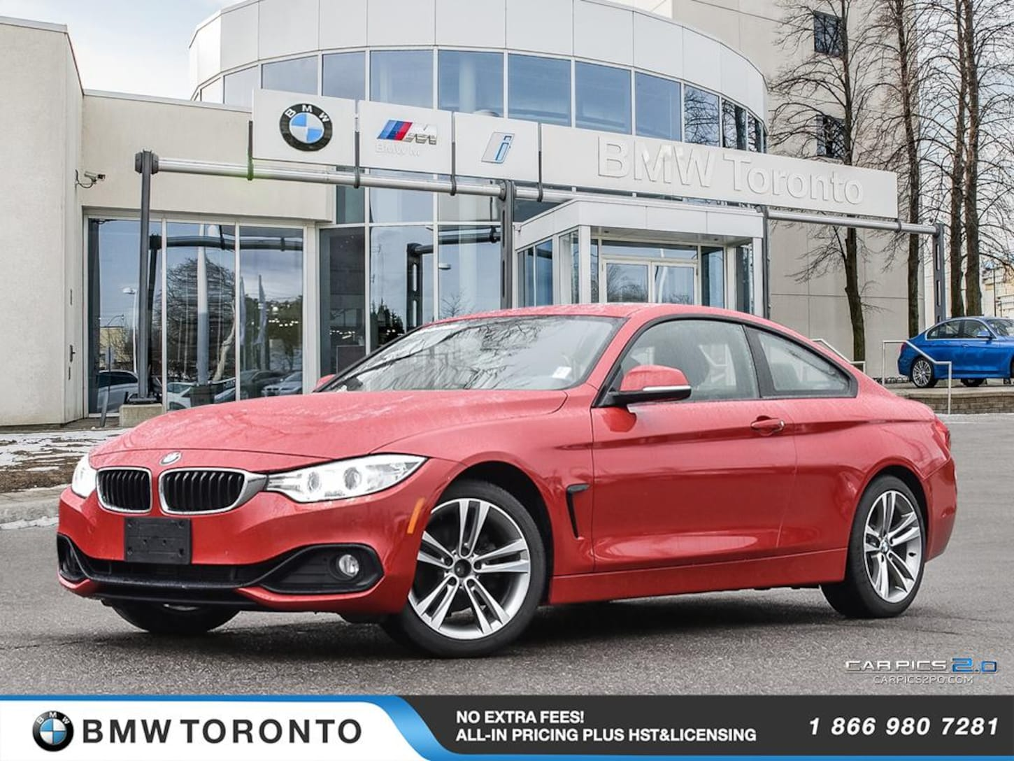 2014 BMW 428i Xdrive Coupe W/ Nav! Financing Available!