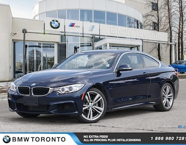 2015 BMW 435i Xdrive Coupe W/ Nav! Financing Available!