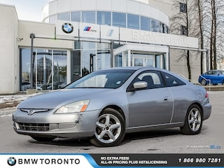 2003 Honda Accord Coupe EX-L at AS-IS