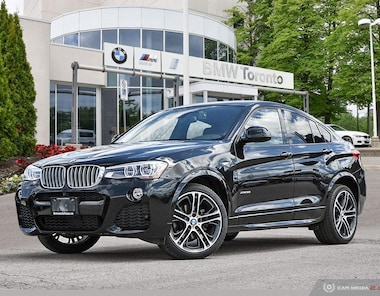2015 BMW X4 Xdrive35i W/ Nav! Financing Available!