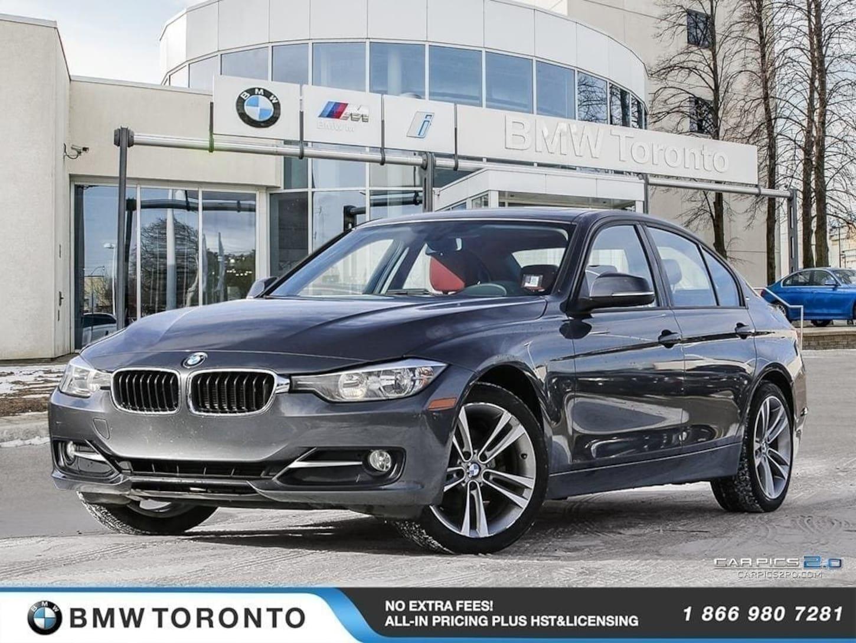 2015 BMW 320i Xdrive Sedan W/ Financing Available!