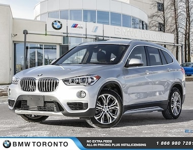 2018 BMW X1 Xdrive28i W/ Financing Available!
