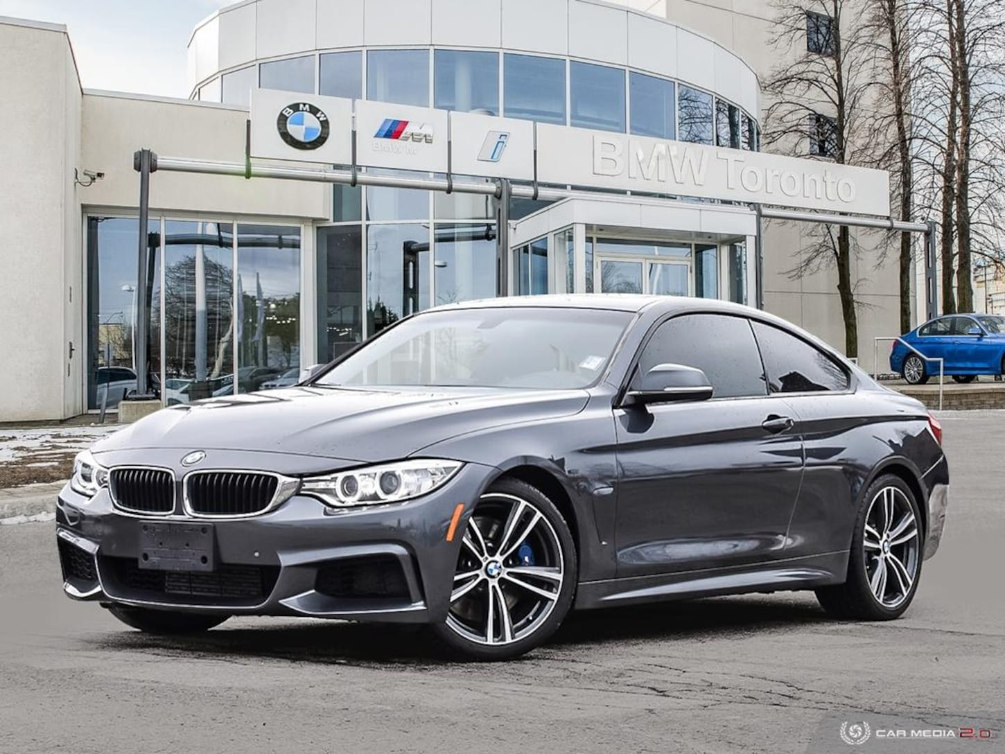 2015 BMW 435i Coupe W/ Nav! Financing Available!