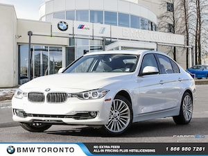 2014 BMW 328i Xdrive Sedan (3B37) W/ Financing Available!