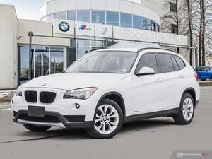 2014 BMW X1 Xdrive28i W/ Nav! Financing Available!