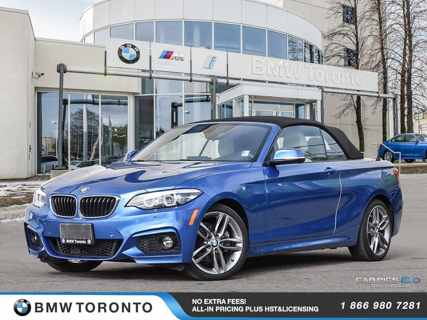 2018 BMW 230i Xdrive Cabriolet W/ Nav! Financing Available!