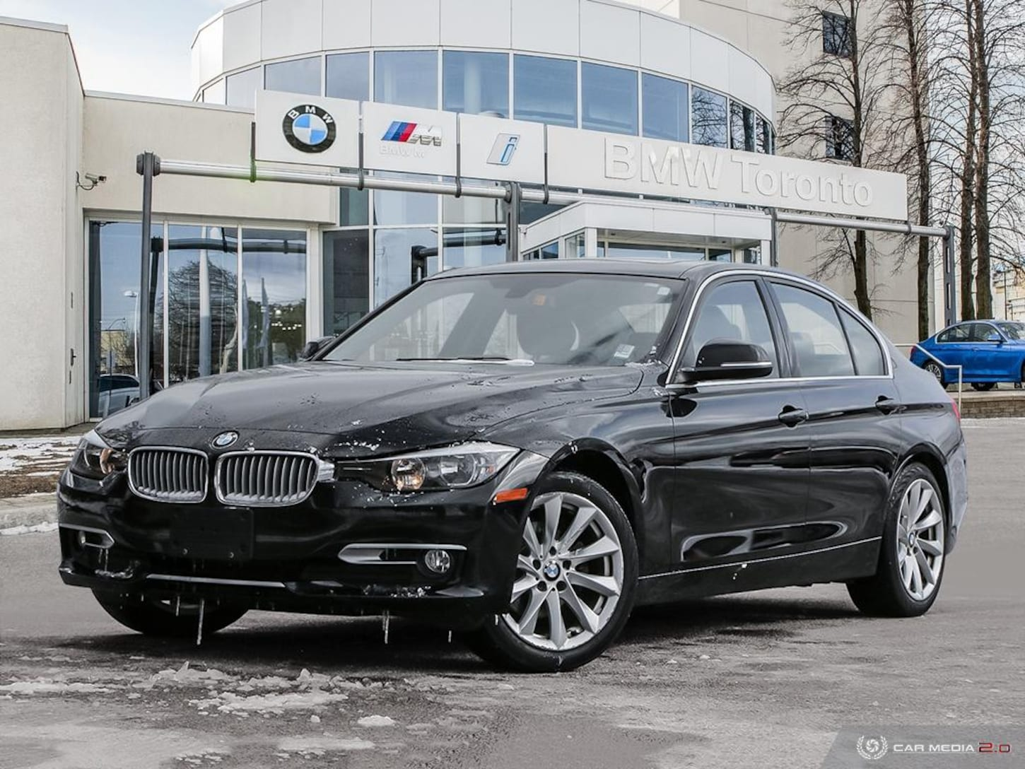 2014 BMW 320i Xdrive Sedan Modern Line (3C37) W/ Financing Avail